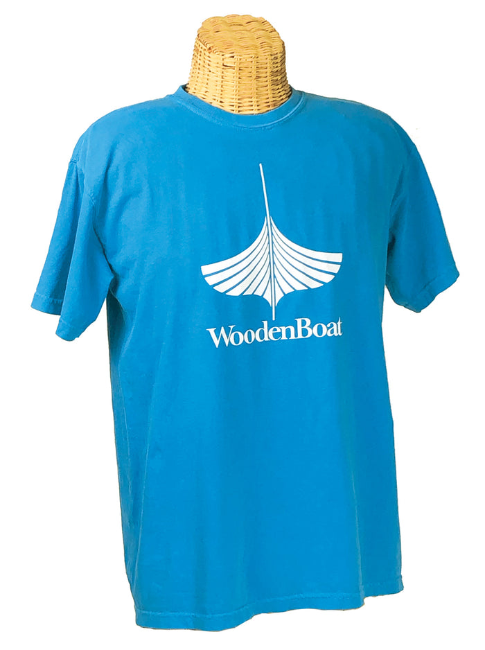 WoodenBoat Big Logo T-Shirt in 8 colors