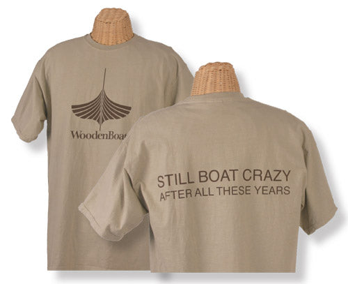Still Boat Crazy T