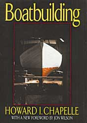 Boatbuilding by Chapelle