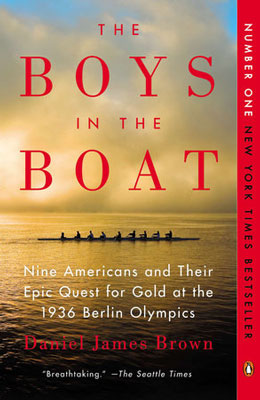 The Boys in the Boat (paperback)