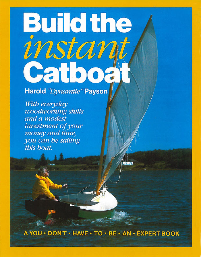 Build The Instant Catboat