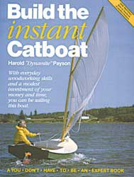 Build the Instant Catboat - hurt