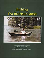 Building the Six Hour Canoe
