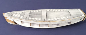 Catspaw Dinghy Lines Model