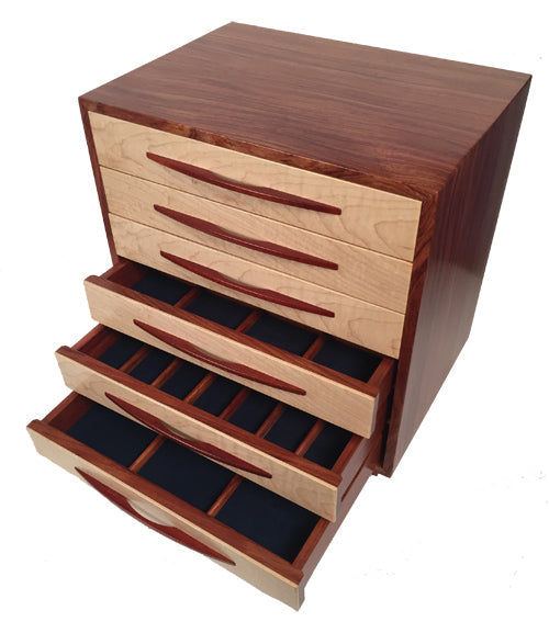 Canyon 7-drawer Jewelry Box
