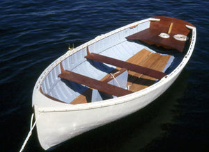 Catspaw Dinghy built by Ed Lungren
