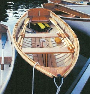 Catspaw Dinghy built by James Gowen