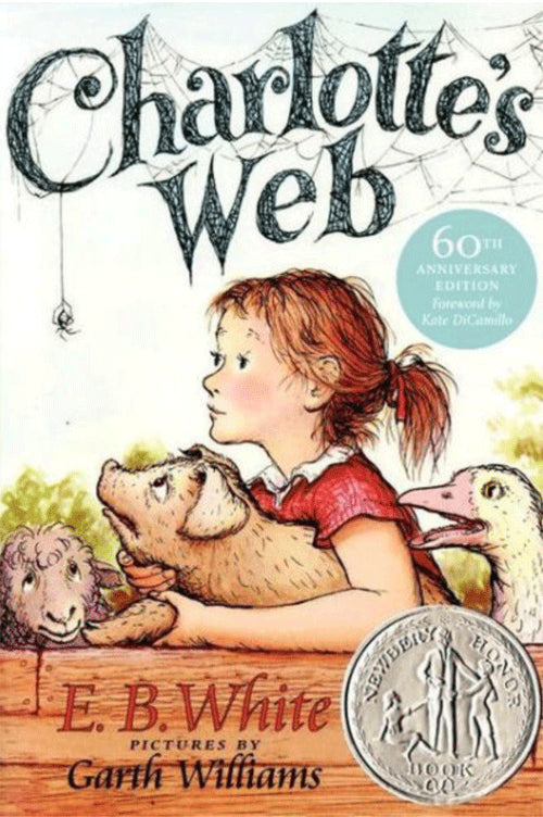 Charlotte's Web (hardcover)