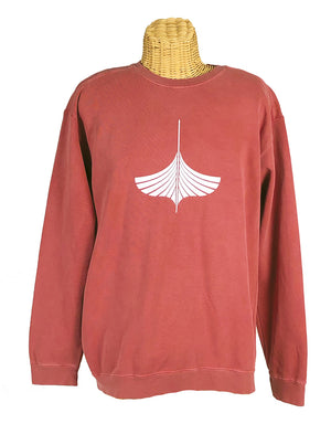 Crewneck - Nautical Red