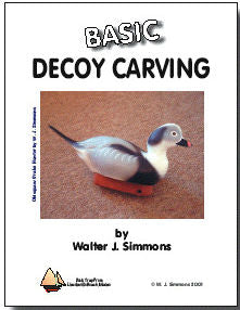 Basic Decoy Carving