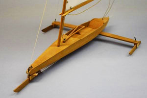 DN Iceboat Model Kit