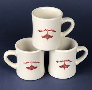 WoodenBoat Diner Mug