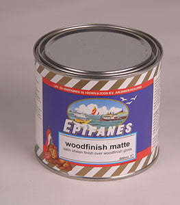 Woodfinish Matte Varnish  *