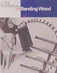 Fine WW On Bending Wood