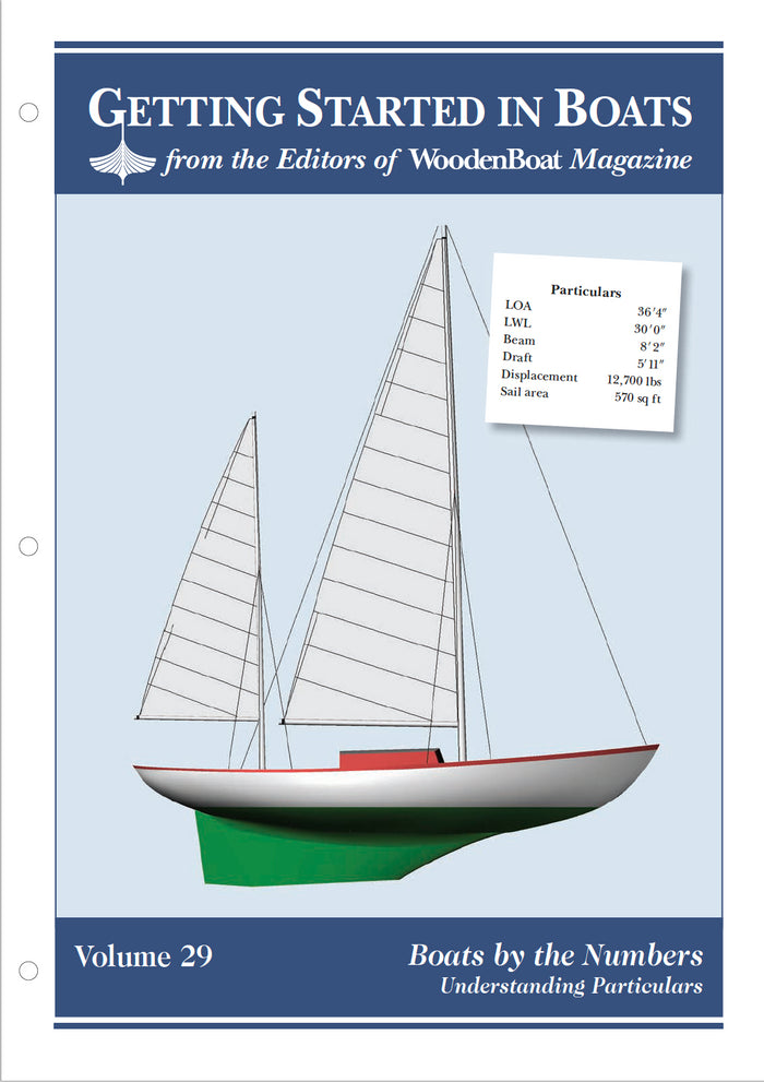 GS 29 - Boats by the Numbers
