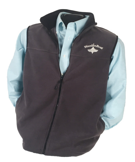 Fleece Vest in 2 colors