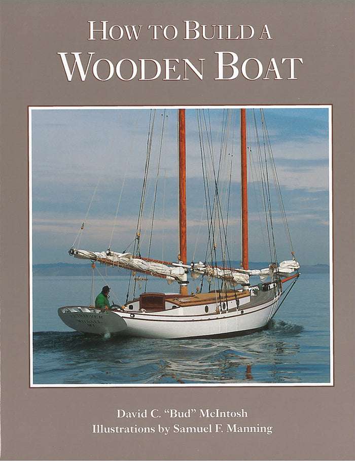 How To Build A Wooden Boat