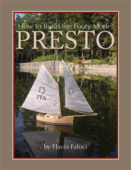 How to Build the Footy Model PRESTO - hurt