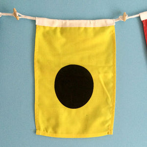 Decorative Signal Flag - I