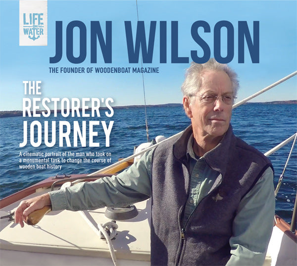 Jon Wilson: The Restorer's Journey (DVD)