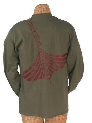 Long-Sleeve Jersey - Hemp Green