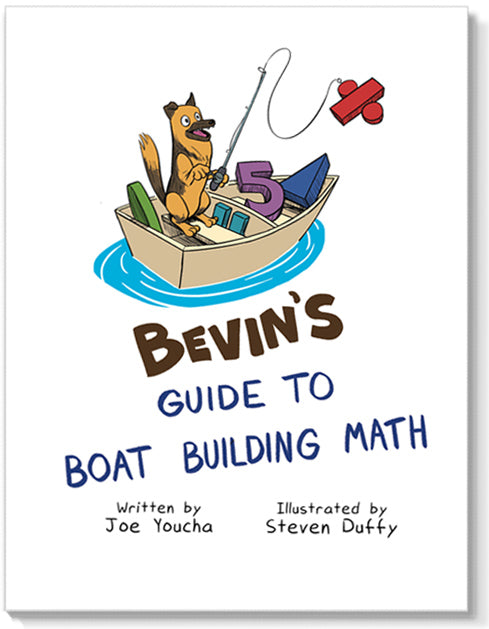 Bevin's Guide to Boat Building Math