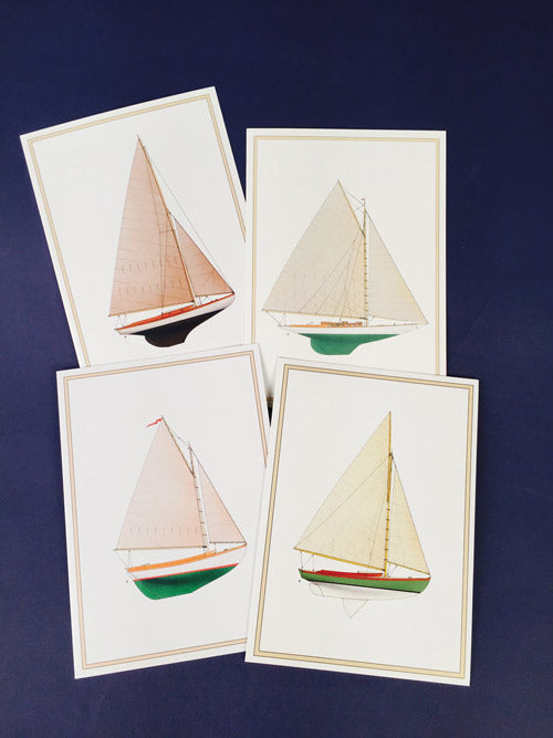Notecard Set: Herreshoff Collection