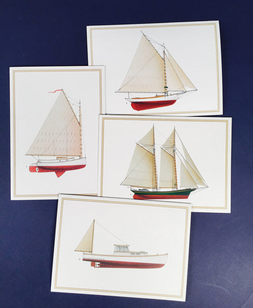 Notecard set: Working Craft Collection
