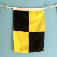 Decorative Signal Flag - L
