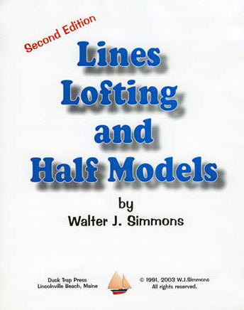 Lines Lofting And Half Models