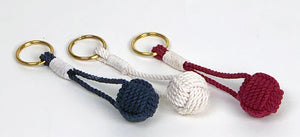 Monkeys Fist Keyring