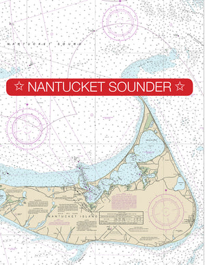 Nantucket Sounder 3 pages of info and instructions