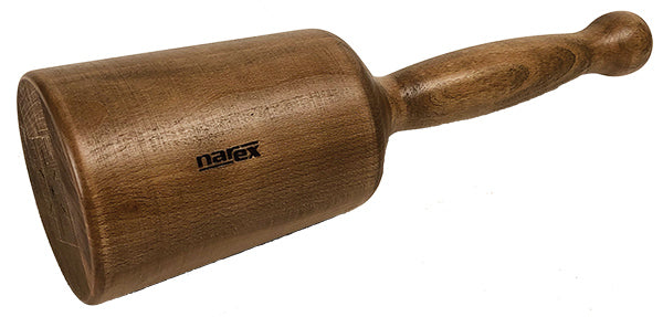 Narex 25 oz Round  Carving Mallet