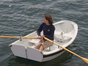 "9'6"" Nutshell Rowing Kit"
