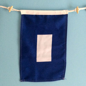 Decorative Signal Flag - P