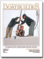 Professional BoatBuilder #154 April/May 2015
