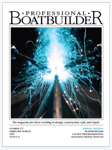 Professional BoatBuilder #177 Feb/March 2019