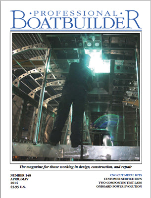 Professional BoatBuilder #148 Apr/May  2014
