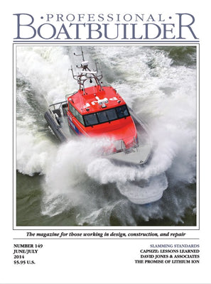 Professional BoatBuilder #149 June/July 2014