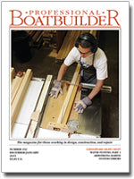 Professional BoatBuilder #152 December/January 2015