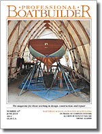 Professional BoatBuilder #137 June/July 2012