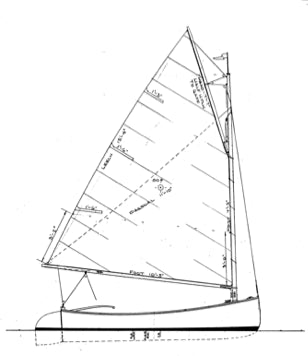 Wittholz 11' Dinghy - STUDY PLAN-