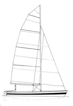 PIXIE, Beach Catamaran - STUDY PLAN-