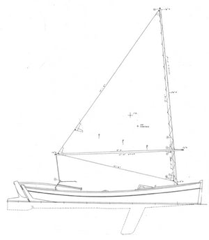 16' Perfect Skiff - STUDY PLAN-