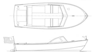 21 pretty marsh runabout profile