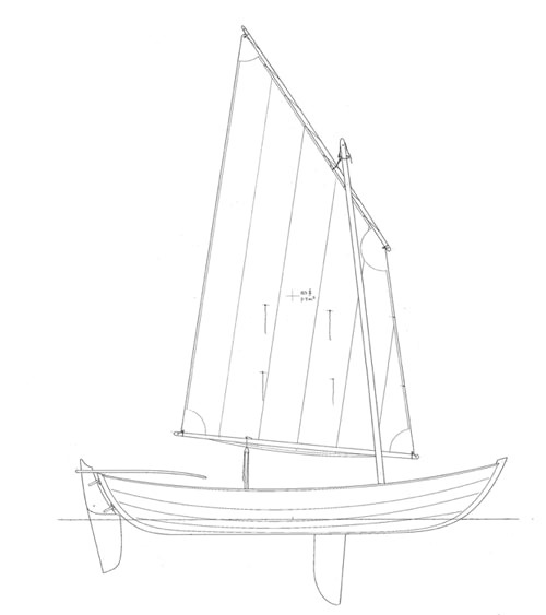 "15' 2"" Whilly Tern  - STUDY PLAN -"
