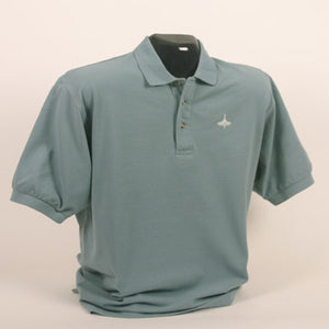 Seafoam Polo Shirt