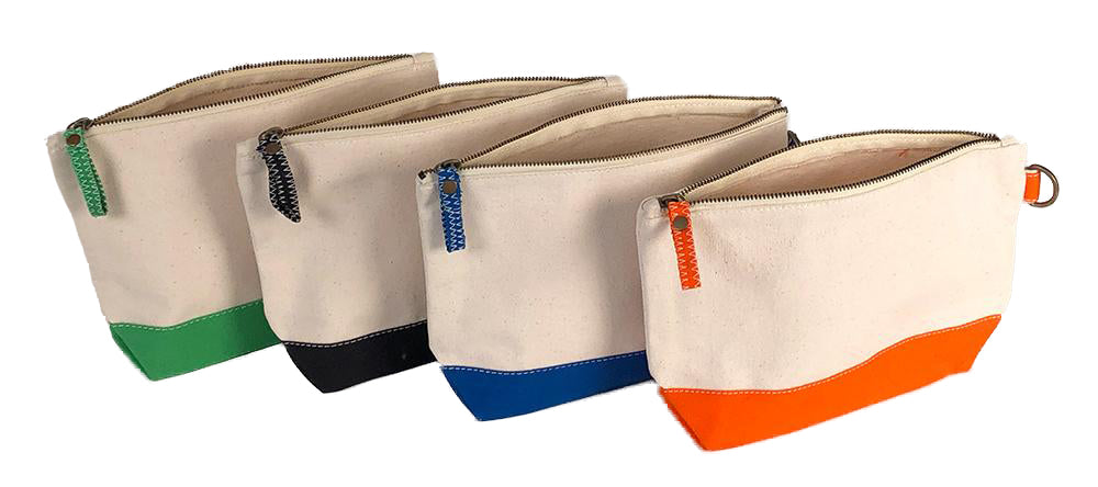 All in Pouch - four colors