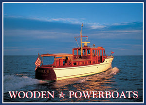 Powerboat Notecards