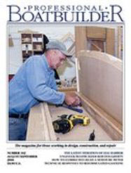Professional BoatBuilder #102 Aug/Sept 2006